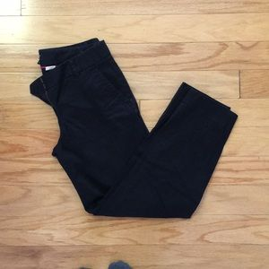 J. Crew ankle length work pants. Size 0